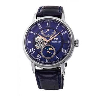 オリエント(ORIENT)の新品未使用 オリエントスター RK-AM0006L メカニカルムーンフェイズ(腕時計(アナログ))