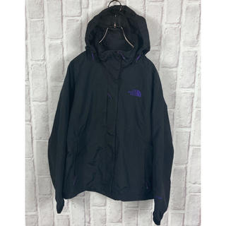 THE NORTH FACE - 美品 THE NORTH FACE HYVENT マウンテンパーカー レディース