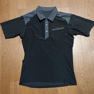 トライチ(寅壱)の寅壱 🐯 ポロシャツ 半袖 M きれい(ポロシャツ)