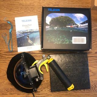 TELESIN 6 ドームポート(GoProアクセサリー)