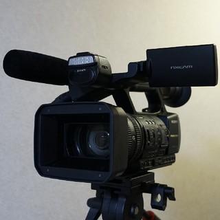 SONY - 業務用カメラ SONY HXR NX3
