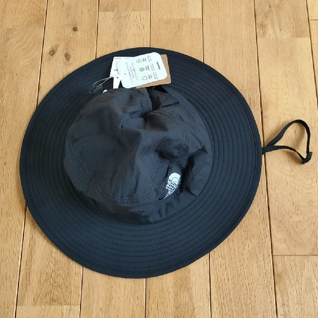 THE NORTH FACE(ザノースフェイス)のノースフェイス ホライズンハット 帽子 サイズM  NN41918 ブラック レディースの帽子(ハット)の商品写真