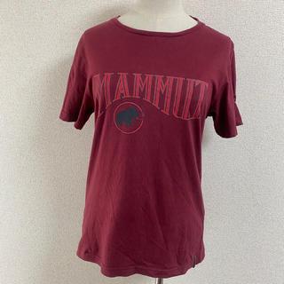 マムート(Mammut)の専用です。(Tシャツ(半袖/袖なし))