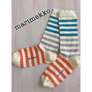 marimekko - マリメッコ 靴下 美品