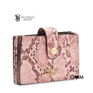 Victoria's Secret - ヴィクトリアシークレット アコーディオンカードケース