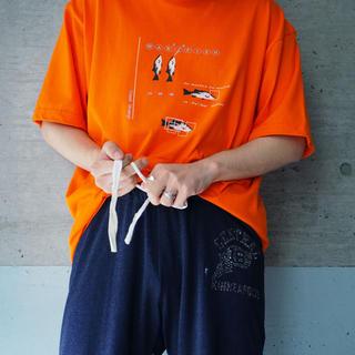 Yohji Yamamoto - 「 fish wars 」 expt.club / SS