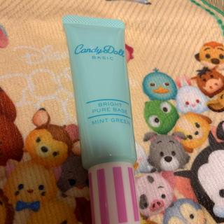 キャンディドール(Candy Doll)のキャンディードール ブライトピュアベース ミントグリーン(化粧下地)