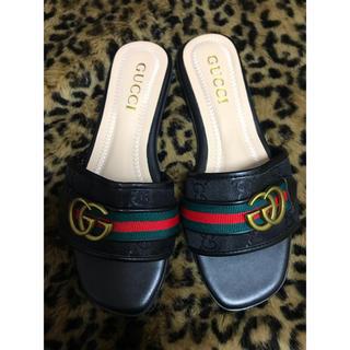 Gucci - サンダル
