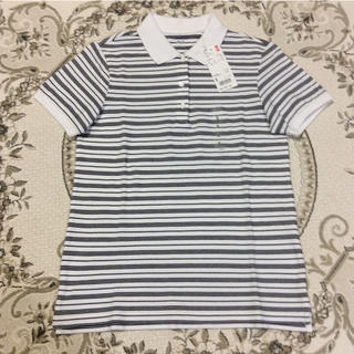 ユニクロ(UNIQLO)の☆新品未使用☆ ユニクロポロシャツ (レディースS) (ポロシャツ)