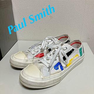 Paul Smith - ✴︎レア✴︎Paul Smith ゼブラシューズ(箱付き)