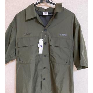 GU - オープンカラーシャツ 1MW by SOPH+X