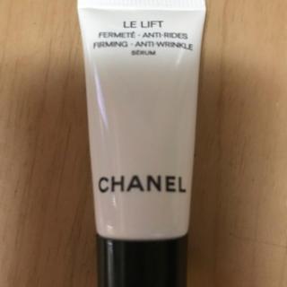 シャネル(CHANEL)のシャネル LE Lセラム、サンプル7個(美容液)