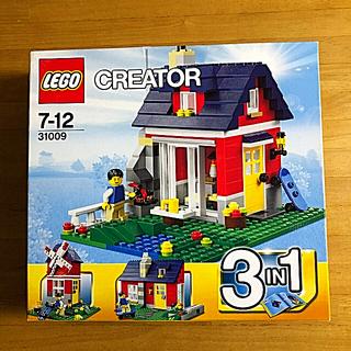 Lego - レゴ   LEGO クリエイターコテージ 31009