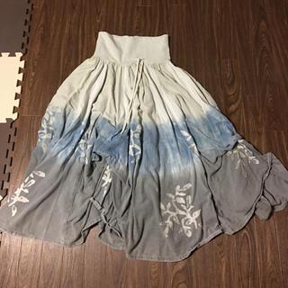 エルロデオ(EL RODEO)の変形ロングスカート(ロングスカート)