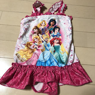 Disney - 水着 ディズニープリンセス キッズサイズ110cm