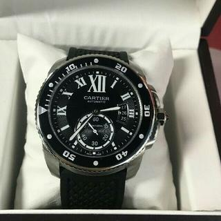 カルティエ Cartier カリブル メンズ 腕時計 自動巻