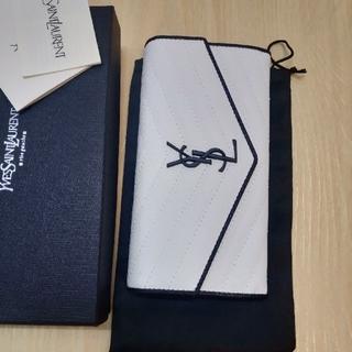 イヴサンローランボーテ(Yves Saint Laurent Beaute)の早い者勝ち♪Saint Laurentサンローラン 長財布 小銭入れ(財布)