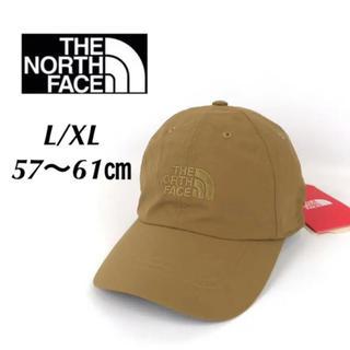 THE NORTH FACE - ノースフェイス 帽子 キャップ ブリティッシュカーキ L/XL 約57〜61㎝
