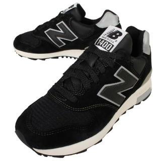 New Balance - 希少◆新品◆ニューバランス1400 スニーカー◆黒26.5cm M1400BKS