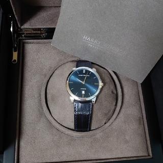 ハリーウィンストン(HARRY WINSTON)の美品 ハリー ウィンストン HARRY WINSTON ミッドナイト39 時計(腕時計(アナログ))