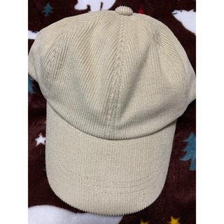 シマムラ(しまむら)のキャスケット 帽子 キャップ レディース 未使用(キャスケット)