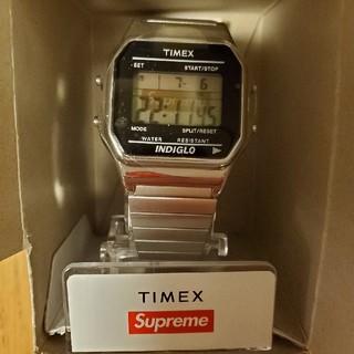シュプリーム(Supreme)のSupreme TIMEX 腕時計(腕時計(デジタル))