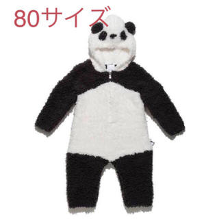 gelato pique - 新品 ハロウィン限定 パンダモコ  Babyロンパース 80