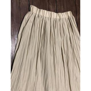 SM2 - サマンサモスモス  アコーディオンプリーツスカート