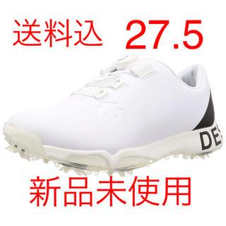 デサント(DESCENTE)のDESCENTE (デサント) ソフトスパイクゴルフシューズ メンズ 靴 新品(シューズ)