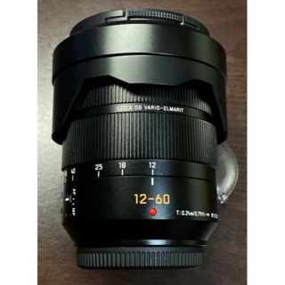 Panasonic - Panasonic LUMIX LEICA 12-60mm F2.8-4.0
