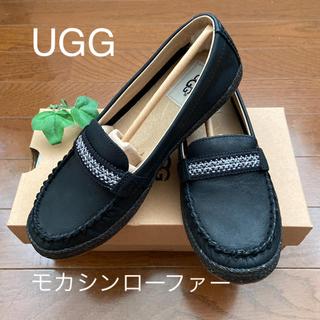 アグ(UGG)のUGG  モカシン ローファー(ローファー/革靴)