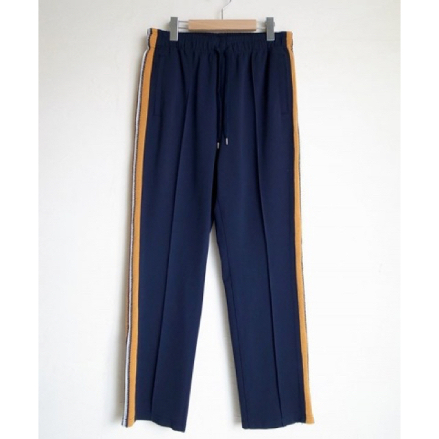SUNSEA(サンシー)のYOKE KNIT LINE TRACK PANTS yoke tokyo メンズのトップス(ジャージ)の商品写真