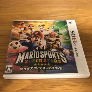 任天堂 - マリオスポーツ スーパースターズ 3DS