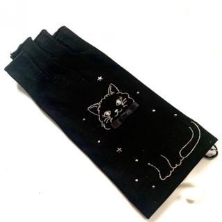ANNA SUI - 新品 アナスイ 猫 夏用 UV 紫外線対策 夏用手袋  メッシュ素材