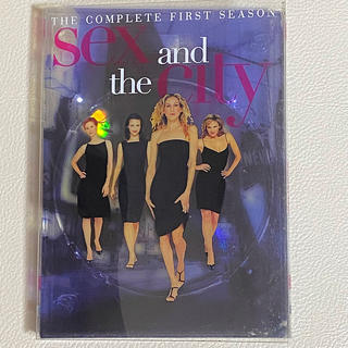 Sex and the City the complete 1st season(TVドラマ)