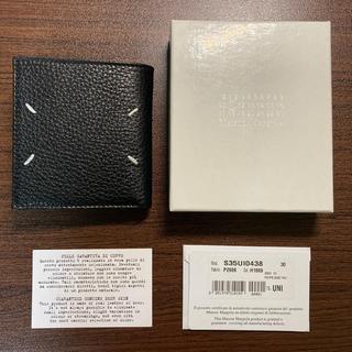 マルタンマルジェラ(Maison Martin Margiela)の【美品】Maison Margiela(メゾン マルジェラ) 二つ折り財布(折り財布)