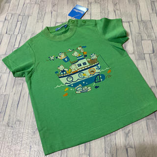 【新品】 ファミリア   Tシャツ 90
