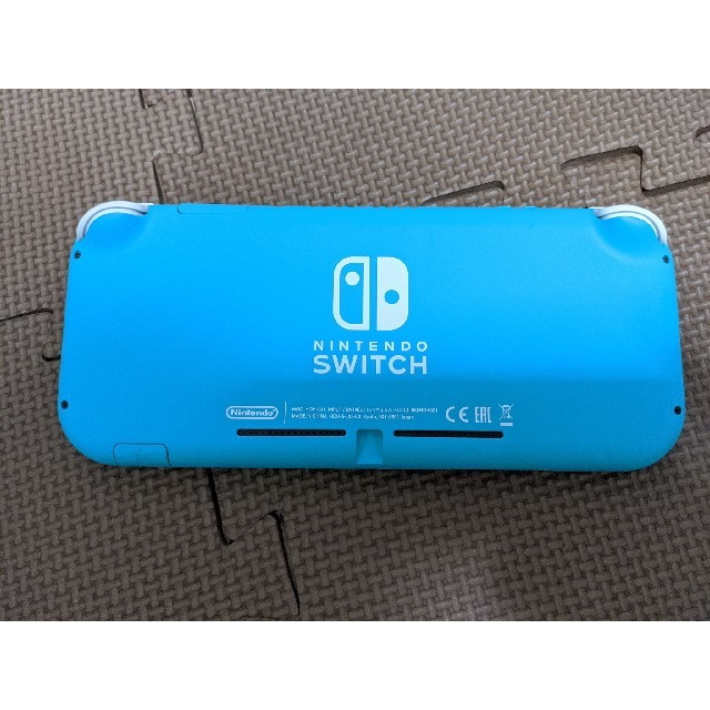任天堂Switch Lite エンタメ/ホビーのゲームソフト/ゲーム機本体(携帯用ゲーム機本体)の商品写真