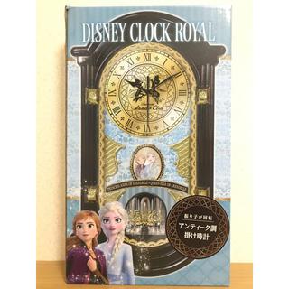 Disney - アナと雪の女王 アンティーク調掛け時計