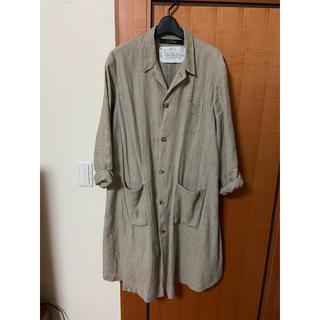 Paul Harnden - ARCHIVIO J.M. Ribot vintage  hemp coat