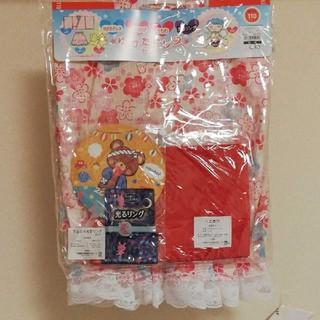 西松屋 - ゆかたドレス 新品 110センチ
