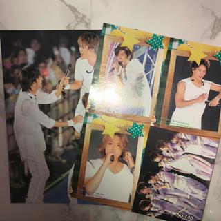 ヘイセイジャンプ(Hey! Say! JUMP)のシールとカード(男性アイドル)