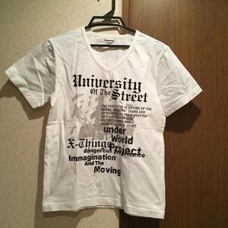 新品 メンズ Tシャツ(Tシャツ/カットソー(半袖/袖なし))