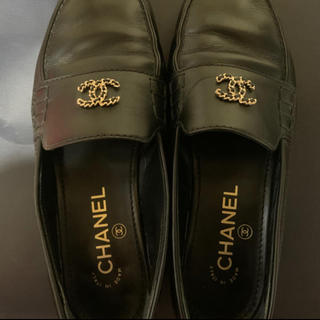 シャネル(CHANEL)のmaron様専用(ローファー/革靴)