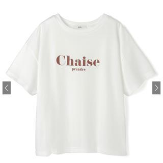 GRL - GRL ロゴTシャツ