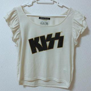 KISS コラボTシャツ