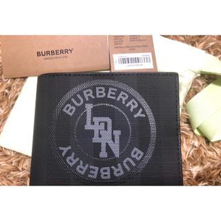 バーバリー(BURBERRY)の★超破格セール★ バーバリー  2020ss 二つ折り財布(折り財布)