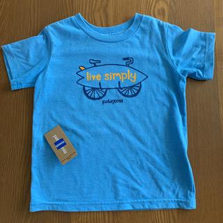 パタゴニア(patagonia)のパタゴニア キッズ Tシャツ 5T(Tシャツ/カットソー)