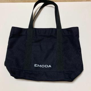 エモダ(EMODA)のEMODA 黒トートバッグ(トートバッグ)