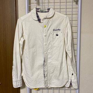ランドリー(LAUNDRY)のlaundry 長袖 シャツ 星型ボタン(シャツ/ブラウス(長袖/七分))